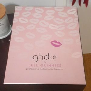 Brand new GHD Air Limited Edition Lulu Guiness